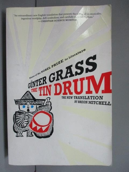【書寶二手書T8/原文小說_IDL】The Tin Drum_Grass, Gunter/ Mitchell, Breo