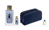 母檔特惠組【Dolce & Gabbana】王者之心男性香水組