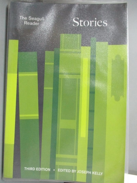 【書寶二手書T7/原文小說_A61】The Seagull Reader: Stories_Kelly, Joseph