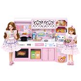 LICCA 莉卡娃娃 配件 LF-06 豪華廚房