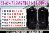 監視器 短距離雙軌遮斷式 60米 對向型 對立式紅外線偵測器 可搭配 保全 防盜 台灣安防