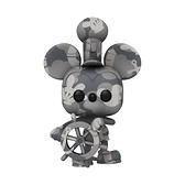 【 Funko 】POP藝術家系列 迪士尼 米奇 汽船威利號 w/保護盒 (FK55053) / JOYBUS玩具百貨