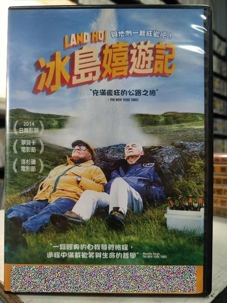挖寶二手片-T01-373-正版DVD-電影【冰島嬉遊記】-一段經典的自我發覺旅程 (直購價)