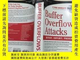 二手書博民逛書店英文原版罕見Buffer Overflow AttacksY189836 Jason Deckard Syng