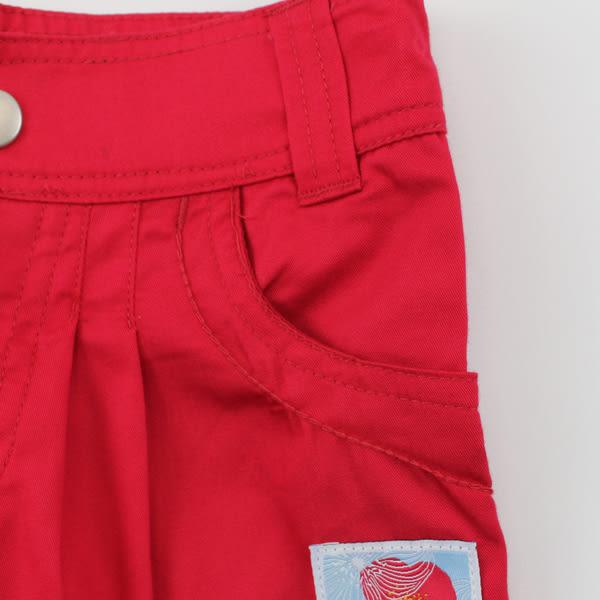 【愛的世界】純棉休閒短褲/2歲-台灣製- ★春夏下著 outlet零碼