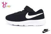 NIKE TANJUN 慢跑鞋 中童 輕量 透氣運動鞋P7068#黑白◆OSOME奧森鞋業