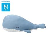 接觸涼感 抱枕 N COOL I 21 WHALE 鯨魚 S NITORI宜得利家居