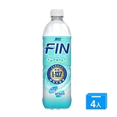 FIN乳酸菌補給飲料580ML x 4【愛買】