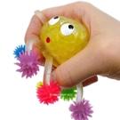 彩色珍珠 捏捏章魚怪 發洩球 減壓球/一個入(促30) 紓壓水晶寶寶球 出氣蛋-奏LC2