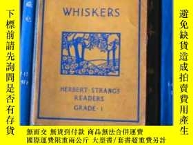 二手書博民逛書店WHISKERS(Herbert罕見Strang s reade
