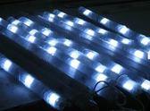 LED護欄管雷光管爆閃燈沖天炮單白流水跑馬燈管 萬客居
