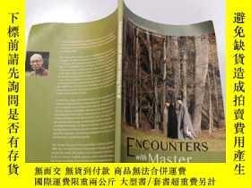 二手書博民逛書店Encounters罕見with master sheng yen:與盛延大師的邂逅Y212829