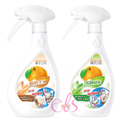 橘子工坊 廚房爐具/浴廁清潔劑 480ml 艾莉莎ELS