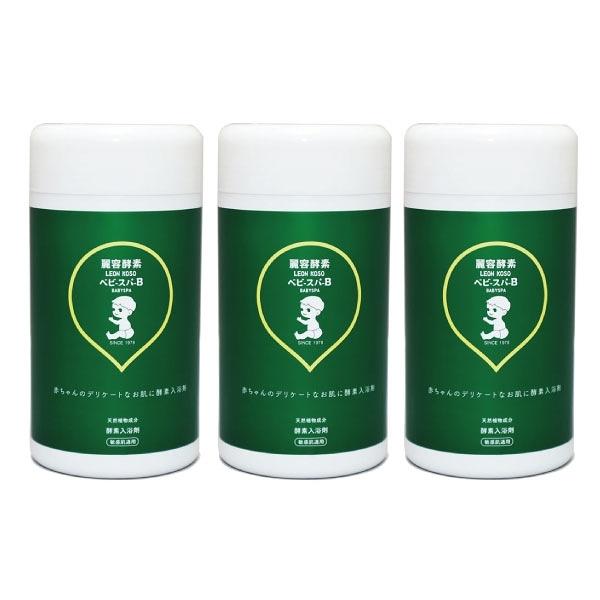 麗容 LEON KOSO 酵素入浴劑 600g(3罐入)