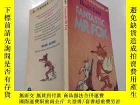 二手書博民逛書店fantastic罕見mr fox : 太棒了福克斯先生.Y212829