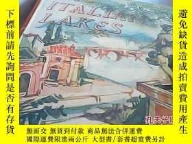 二手書博民逛書店THE罕見ITALIAN LAKES 語種自鑒Y14530 TRANSLATED BY GEORGE MILL