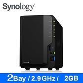 【Synology 群暉】DS220+ 網路儲存伺服器