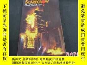 二手書博民逛書店《the罕見scarecrow》Y135958