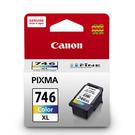 【奇奇文具】佳能Canon CL-746XL 彩色高容量 原廠墨水匣