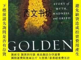 二手書博民逛書店【罕見】2005年出版 The Golden Spruce: A