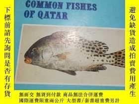 二手書博民逛書店COMMON罕見FISHES OF QATARY345340 k