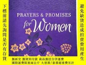 二手書博民逛書店Prayers罕見& Promises for WomenY19139 BroadStreet Publish
