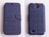 gamax HTC Desire 300(301e) 磁扣側翻手機保護皮套 簡約系列