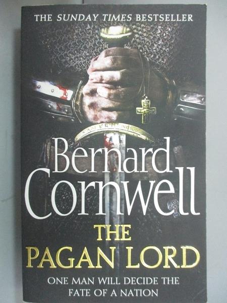 【書寶二手書T3/原文小說_NQC】The Pagan Lord (The Last Kingdom Series)_B