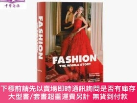二手書博民逛書店罕見原版 時尚 英文原版 Fashion:The Whole Story Marnie FoggY454646