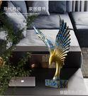 美式客廳酒柜辦公室桌面擺件家庭室內電視柜玄關軟裝飾品創意家居 夢露時尚女裝