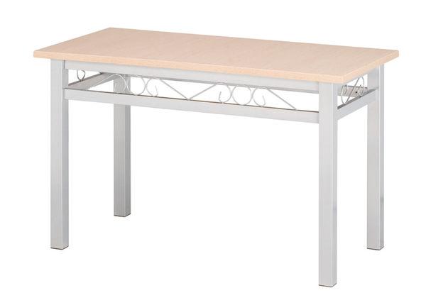 【 IS空間美學】4X2.5尺富貴餐桌