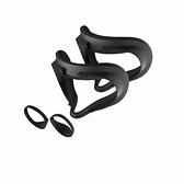 Oculus Quest-2 周邊 襯墊套組 適合低鼻樑 原廠正品 [2美國直購]