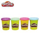 Play-Doh培樂多-黏土補充罐四色組-小狗