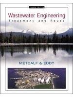 二手書博民逛書店 《Wastewater Engineering》 R2Y ISBN:0071122508│Metcalf