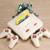 小霸王電視游戲機經典老式插黃卡雙人手柄懷舊任天堂8位fc紅白機·樂享生活館liv
