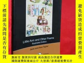二手書博民逛書店Little罕見Ann and Other Poems (Ill
