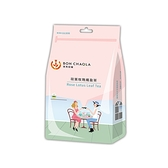 台灣茶人 荷葉玫瑰纖盈茶3角立體茶包(18包入)【小三美日】