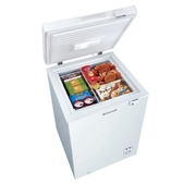 Panasonic國際牌100L掀蓋式冷凍櫃冷凍櫃NR-FC100-W