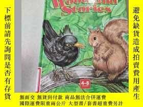 二手書博民逛書店woodland罕見stories:林地故事Y212829