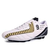 足球鞋-輕量耐磨舒適專業男運動鞋2色71z10[時尚巴黎]