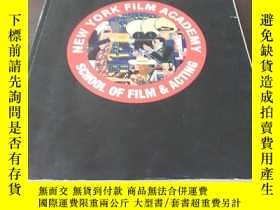 二手書博民逛書店New罕見York Film Academy: School o