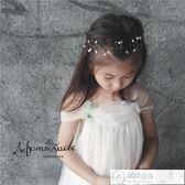 髮飾 兒童發飾 限量款超美重工手工串珠發帶兒童成人多種戴法 居優佳品
