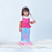【南紡購物中心】Angeljiejie-聖誕節童裝系列-美人魚公主120cm