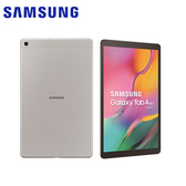 Samsung三星 Galaxy Tab A (2019) LTE 10.1吋平板電腦-星綻銀【愛買】