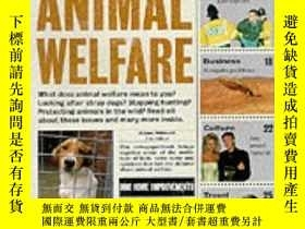 二手書博民逛書店Animal罕見Welfare (Read All About