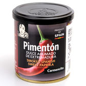 西班牙【卡門】煙熛紅甜椒粉 75g(賞味期限:2018.11)