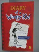 【書寶二手書T3/原文小說_ISX】Diary of a Wimpy Kid_Jeff Kinney