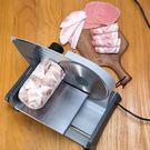 羊肉切肉片機家用電動小型切羊肉捲切片機吐司面包肥牛刨肉機igo  K-shoes