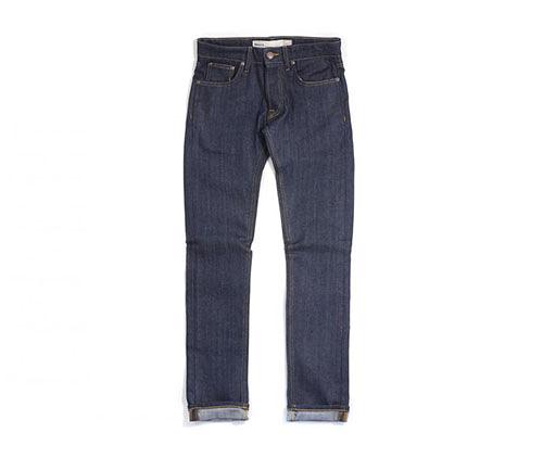 Deus Ex Machina Albero Skinny 牛仔褲  | 騎士衝浪品牌 -  (深藍)