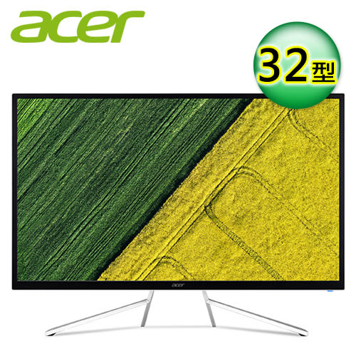 ACER ET322QK 4K UHD 32型 VA液晶寬螢幕【加贈多功能露營燈】